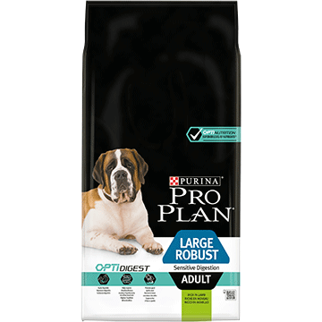 ​PURINA® PRO PLAN® Large Robust Adult Sensitive Digestion med OPTIDIGEST® Rig på lam