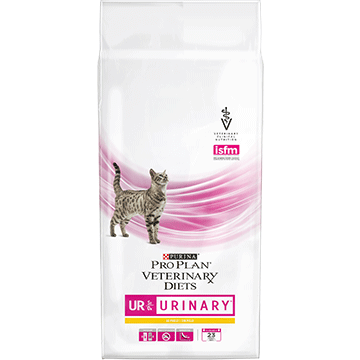 PURINA® PRO PLAN® VETERINARY DIETS Feline UR St/Ox Urinary (Tørfoder, Kylling)
